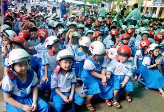 Tăng cường các hoạt động đảm bảo an toàn giao thông cho học sinh