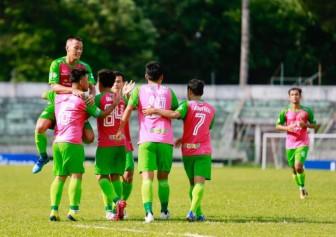 Hải Phòng thua sốc ở miền Tây, Thanh Hóa thắng phút bù giờ thứ 5