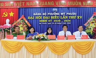 Tăng tốc đô thị hóa phường Mỹ  Phước