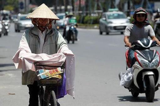Dự báo thời tiết ngày 25-5: Hà Nội nắng nóng, đêm mới mưa giông