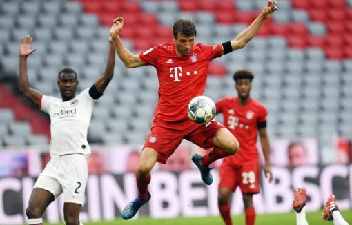 Bayern hủy diệt Frankfurt: Khởi đầu hoàn hảo cho trận Klassiker