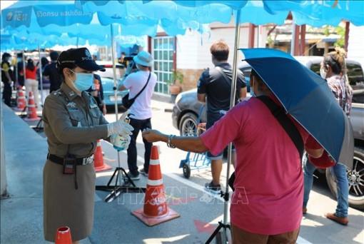 Thái Lan thêm một ca tử vong do COVID-19, nâng tổng số lên 57 ca