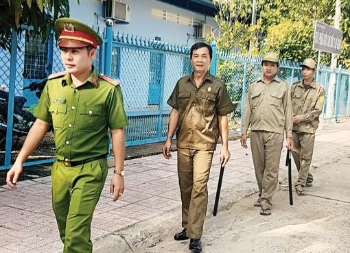 """Hội Cựu chiến binh TP. Châu Đốc phát huy truyền thống """"Bộ đội Cụ Hồ"""""""