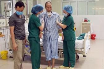 Bệnh nhân Covid-19 nặng nhất Hà Nội đã khỏi bệnh