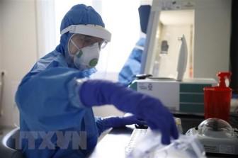Thêm gần 11.000 ca nhiễm COVID-19 mới ở Nga, Belarus và Ukraine