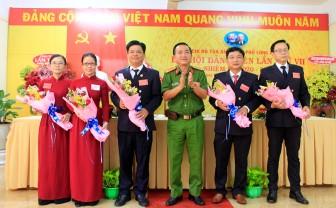 Đồng chí Lại Hiệp Phong tiếp tục giữ chức Bí thư Chi bộ Tòa án nhân dân TP. Long Xuyên
