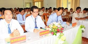 Công an Châu Phú: Bảo đảm an ninh trật tự địa phương