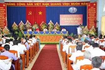 Đồng chí Nguyễn Thành Trung tái đắc cử Bí thư Đảng ủy xã Kiến An