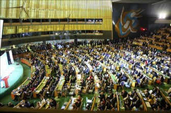 Anh đề xuất tổ chức Hội nghị COP-26 vào tháng 11-2021