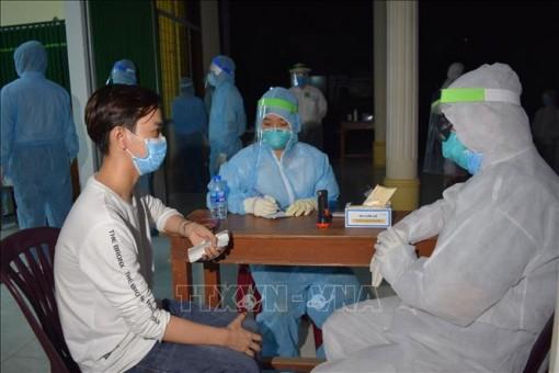 Đến sáng 27-5, Việt Nam không ghi nhận ca mắc mới COVID-19 trong 12 giờ qua
