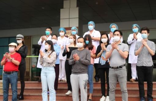 Chiều 27-5, Việt Nam không ghi nhận ca mắc COVID-19 mới