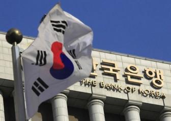 Ngân hàng trung ương Hàn Quốc giảm lãi suất chủ chốt xuống mức thấp kỷ lục