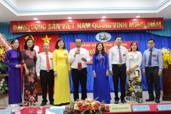 Đồng chí Nguyễn Minh Hùng tái đắc cử Bí thư Đảng ủy Sở Công thương An Giang (nhiệm kỳ 2020 - 2025)