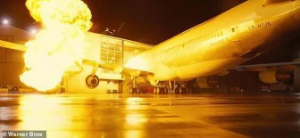 Đạo diễn phim 'Tenet' mua Boeing 747 quay cảnh nổ tung máy bay