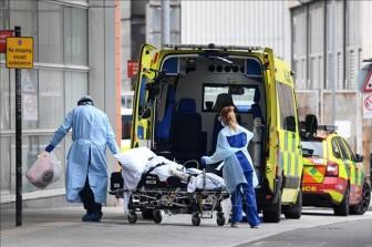 Tỷ lệ tử vong do COVID-19 ở Anh cao nhất trong số các quốc gia chịu tác động nặng nề