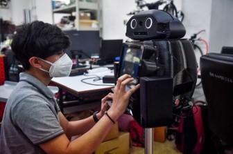 Thái Lan, Đan Mạch phát triển robot hỗ trợ cuộc chiến chống COVID-19