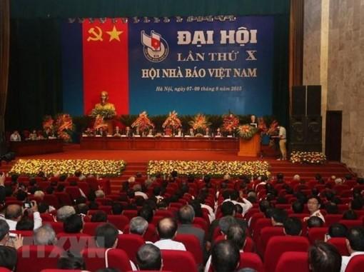 Hội nghị lần thứ 12 Ban Chấp hành Hội Nhà báo Việt Nam khóa X