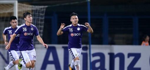 Quang Hải lọt top 5 pha sút phạt đẹp nhất lịch sử AFC Cup