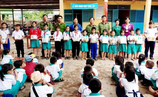 Công an huyện An Phú: Giữ vững ổn định địa bàn biên giới