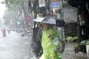 Thời tiết ngày 29-5: Tây Bắc Bộ và vùng núi phía Bắc có mưa vừa, mưa to