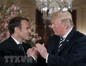 Mỹ và Pháp nhất trí tổ chức hội nghị G7 theo hình thức trực tiếp