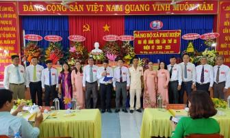 Phú Hiệp tổ chức thành công Đại hội Đảng viên lần thứ XII (nhiệm kỳ 2020-2025)