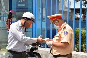 Tiếp tục đẩy mạnh các giải pháp đảm bảo trật tự an toàn giao thông