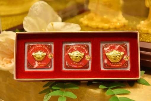 Giá vàng hôm nay 29-5: Diễn biến Hồng Kông đẩy vàng tăng vọt