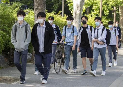 Hàn Quốc nỗ lực ngăn chặn sự lây lan dịch COVID-19 tại Seoul