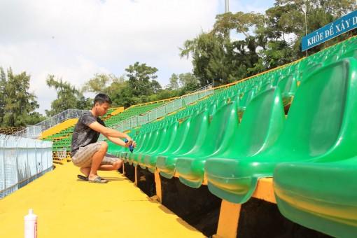 Sân Cần Thơ miễn vé vào cổng xem Cúp Quốc gia