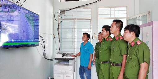 Phát huy hiệu quả mô hình camera an ninh