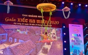 """Khai mạc """"Gala Xiếc ba miền 2020"""""""