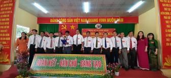 Đảng bộ xã Vọng Đông tổ chức thành công Đại hội đảng viên lần thứ XIII (nhiệm kỳ 2020 – 2025)