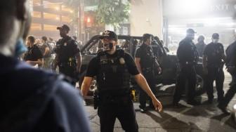 Mỹ: Nổ súng điên loạn vào đám đông biểu tình, 1 người thiệt mạng