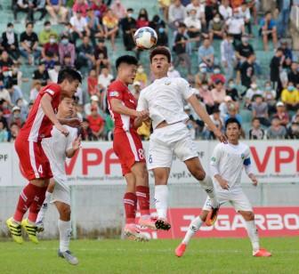 An Giang thua Viettel 2-0 trong trận cầu đầy khán giả