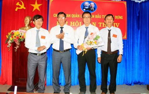 Đại hội Chi bộ Ban Quản lý Dự án đầu tư xây dựng TP. Long Xuyên