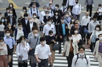 Nhật Bản bắt đầu nới lỏng giãn cách xã hội quy mô lớn