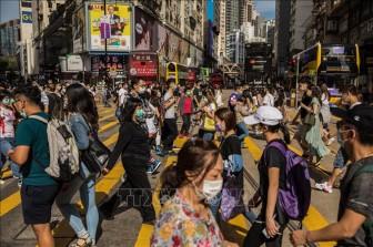 Phát hiện ca mắc COVID-19 trong cộng đồng tại Hong Kong, Trung Quốc