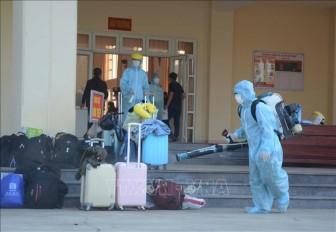 Chiều 1-6, tròn 46 ngày Việt Nam không có ca mắc COVID-19 lây nhiễm trong cộng đồng, thêm 14 ca khỏi bệnh