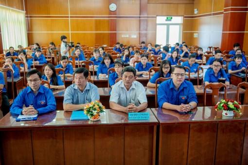 Khai giảng lớp bồi dưỡng cán bộ Đoàn, Hội cơ sở năm 2020