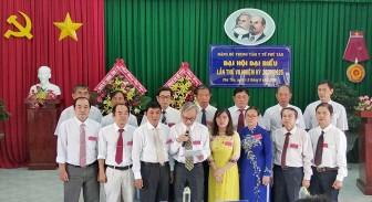Đại hội đại biểu Đảng bộ Trung tâm Y tế huyện Phú Tân (nhiệm kỳ 2020-2025) diễn ra thành công