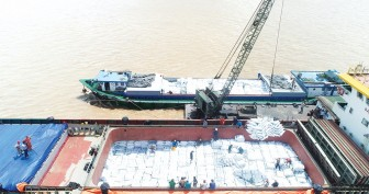 Kim ngạch xuất khẩu hàng hóa tháng 5 tăng 68,8%