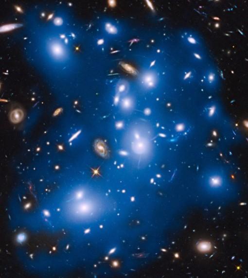 Bí ẩn vũ trụ: Ánh sáng ma huyền ảo từ các thiên hà chết