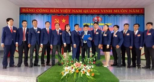 Đại hội đại biểu Đảng bộ xã Bình Thủy (nhiệm kỳ 2020-2025)
