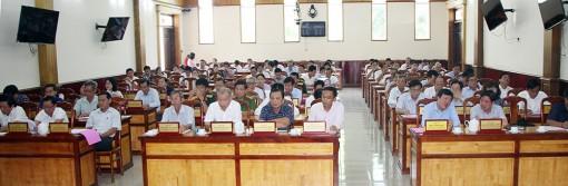 Huyện ủy Chợ Mới thực hiện quy trình nhân sự Đại hội đại biểu Đảng bộ huyện nhiệm kỳ 2020-2025