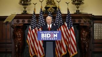Bầu cử Mỹ 2020: Ông Biden tiếp tục vượt qua Tổng thống Trump