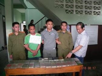 Tạo thế trận liên hoàn 'hạ nhiệt' ma túy vùng biên Việt-Lào