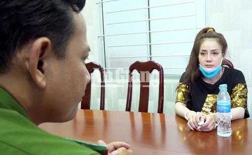 An Giang: Hotgirl vận chuyển gần 4kg ma túy tổng hợp  từ Campuchia về Việt Nam