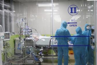Bệnh nhân 91 cai ECMO, chuyên gia hội chẩn liên viện đưa phương án điều trị mới
