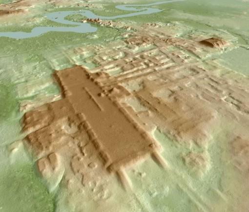 Phát hiện quần thể nghi lễ lớn nhất và cổ nhất của nền văn minh Maya tại Mexico
